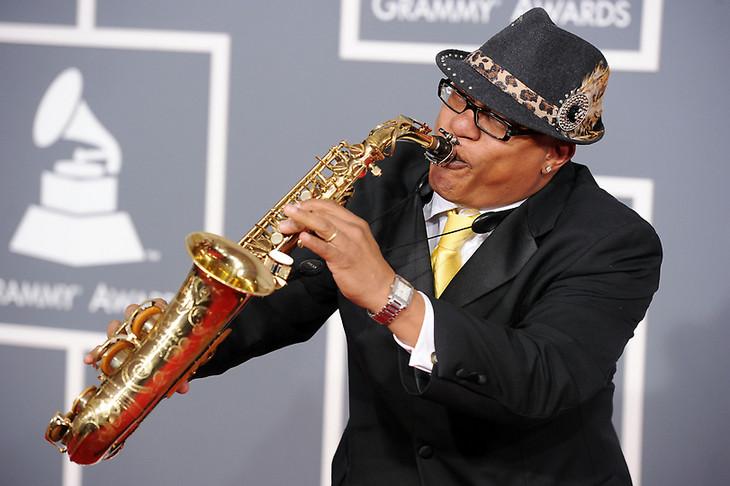 Ski Johnson 1 Billboard And Grammy Jazz Artist Jazz Superstar Ski
